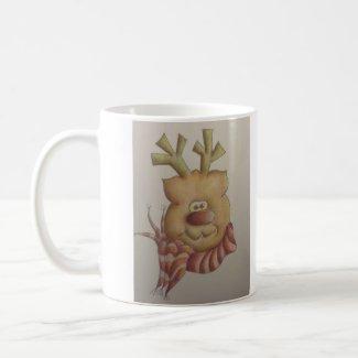 Reindeer - mug mug