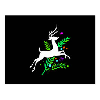 Reindeer Post Cards