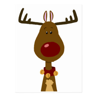 Reindeer Postcards
