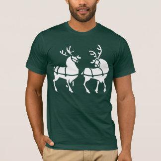 Reindeer Shirt Festive Christmas T-shirts & Gifts