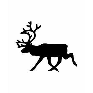 Reindeer Silhouette shirt