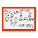 Reindeer Smores Greeting Card