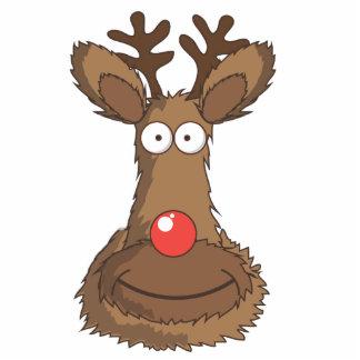 Reindeer Statuette