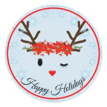 Reindeer Sticker Sheets