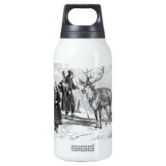 Reindeer Thermos Bottle