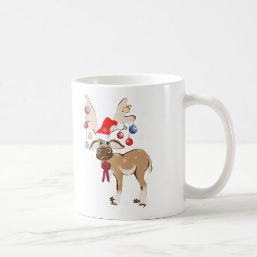 Reindeer Trans, Reindeer Trans Coffee Mug