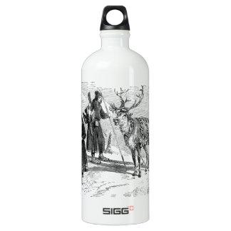 Reindeer Water Bottle
