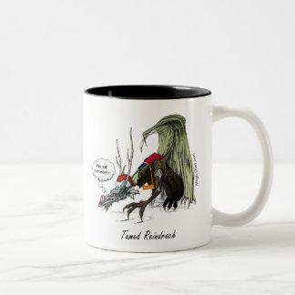 Reindrach domesticado - edición especial taza dos tonos