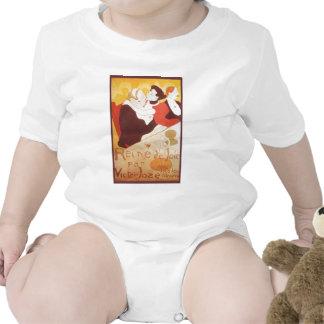 Reine de Joie par Victor Joze T-shirt