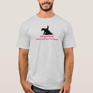 Reined Cow Horse T-Shirt
