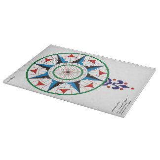 Reinel Compass Rose Cutting Board
