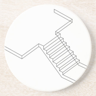 Reinforced Cement Concrete stair Beverage Coasters
