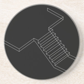 Reinforced Cement Concrete stair Drink Coaster