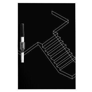 Reinforced Cement Concrete stair Dry-Erase Board
