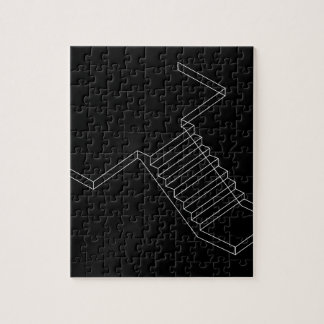 Reinforced Cement Concrete stair Jigsaw Puzzle