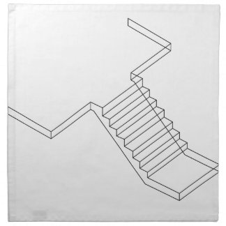 Reinforced Cement Concrete stair Cloth Napkin