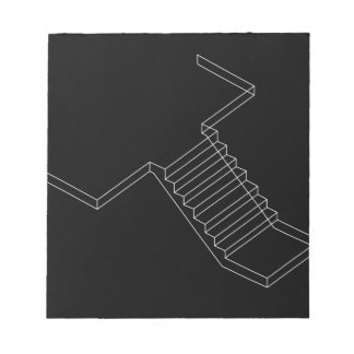 Reinforced Cement Concrete stair Note Pads