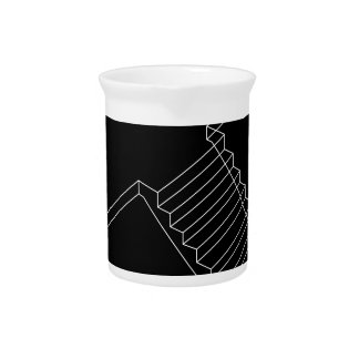 Reinforced Cement Concrete stair Beverage Pitchers