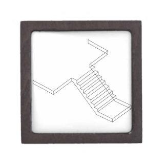 Reinforced Cement Concrete stair Premium Trinket Box