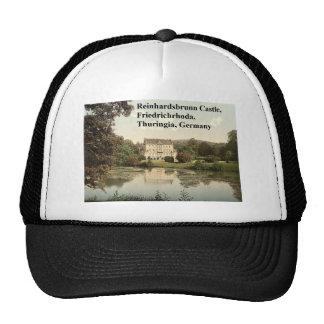 Reinhardsbrunn Castle, Friedrichrhoda, Thuringia Hats