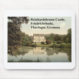 Reinhardsbrunn Castle, Friedrichrhoda, Thuringia Mouse Pad
