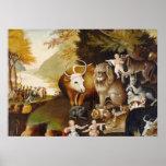Reino apacible, c.1834 (aceite en lona) posters