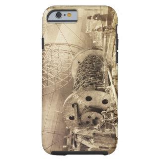Reino Brunel (1806-59) de Isambard al lado del Funda De iPhone 6 Tough