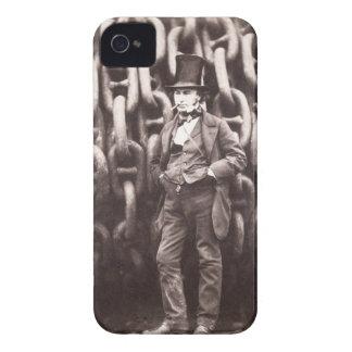 Reino Brunel de Isambard, colocándose delante de iPhone 4 Case-Mate Protector