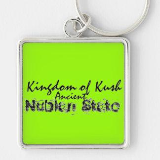 Reino de Africankoko de Kush, Nubian, Egipto, Sudá Llavero Personalizado