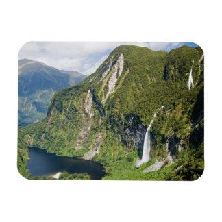 Reino de Campbells, sonido dudoso, Fiordland Imanes De Vinilo