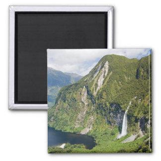 Reino de Campbells, sonido dudoso, Fiordland Imán Cuadrado
