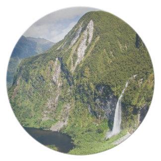 Reino de Campbells, sonido dudoso, Fiordland Plato De Cena