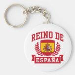 Reino De Espana Llavero