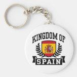 Reino de España Llavero Personalizado