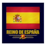 Reino de Espana Póster