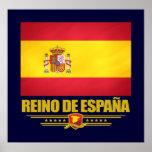 Reino de Espana Posters