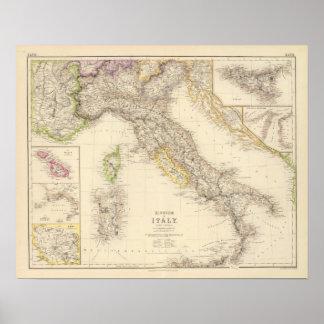 Reino de Italia Póster