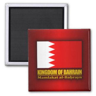 Reino de la bandera de Bahrein Imanes