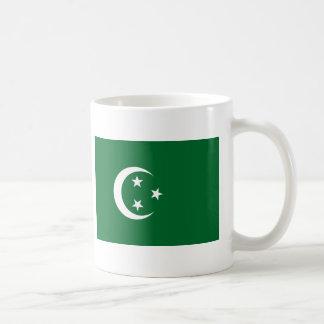 Reino de la bandera de Egipto Taza De Café
