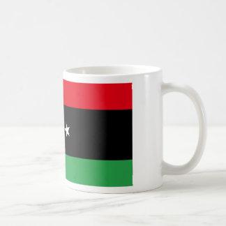 Reino de la bandera de Libia (1951-1969) Taza