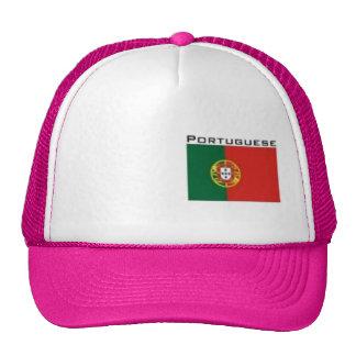 reino de la bandera de Portugal Gorra