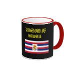 Reino de la taza histórica de Hawaii