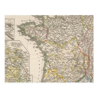 Reino de las cartas francas postal