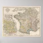 Reino de las cartas francas posters