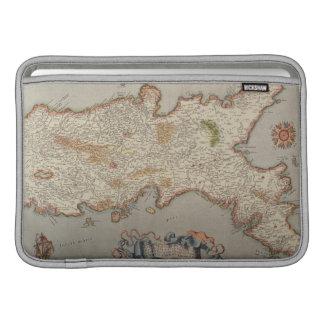 Reino de Nápoles Funda MacBook