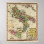 Reino de Nápoles o los dos Sicilies 2 Posters