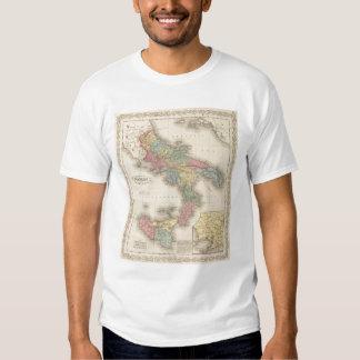 Reino de Nápoles o los dos Sicilies Remeras