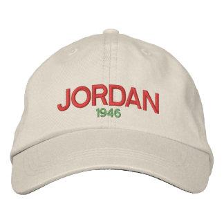 Reino del الأردن del gorra de Jordania Gorros Bordados