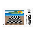 Reino del ajedrez sello