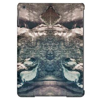 Reino del caos funda para iPad air